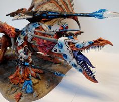 exodite scorpion - My Photo Gallery Warhammer Eldar, Warhammer Fantasy, My Photo Gallery, War Hammer, Warhammer 40k Miniatures, The Grim, Rogues, Diorama, Tabletop
