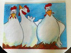 Gekke kippen