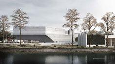 Bauhaus Archive Extension Architect: BakPak Architects www.brickvisual.com/projects