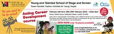 Sign Up Now! Free Half term Project for 12-16 year olds