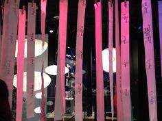 Designer's Days 2012 Céline Wright pour Gambs Store - Blog Tony Lemâle