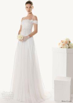 Honey Buy: 2013 Rosa Clará wedding dresses