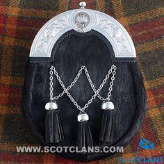 Napier Clan Crest Dr