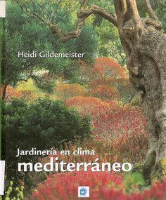 """Del 9 al 16 de abril. Esta semana  vamos de... """"jardineros mediterráneos"""". http://roble.unizar.es/record=b1486748~S1"""