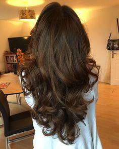 cool 45 Gorgeous Chocolate Brown Hair Color You Should Try in 2017 Check more at http://newaylook.com/best-chocolate-brown-hair/