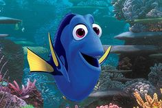 Dory and her family teach us #kindness and #empathy towards others.