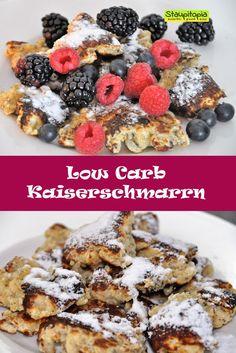 Low Carb Kaiserschmarrn