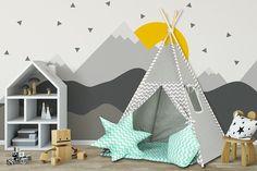 Kid's Teepee Tent Wi