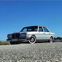@pjnferrari #mercedes #benz #classic #classicmercedes #old #nostalji #mercedestürkiye #germancar #car #stance #stanceworks #stancenation #red #classicbenz #classicmercedesbenz #engine #like #w108 #w114 #w115 #w116 #w123 #w124 #w126 #w201 #w210 #w107
