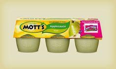 New #Coupon ~ Save $1.00/2 Mott's Applesauce