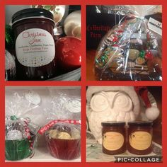 Homemade Jam and Jelly ready for giving to hostesses, friends, teaches or co-workers. Jam Cookies, Jam And Jelly, Giving, Christmas Cookies, Seasons, Homemade, Holiday, Recipes, Gifts