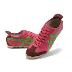 best seller onitsuka tiger mexico 66 pink green dark red 50% off Onitsuka  Tiger Mexico ec47bff353cf6