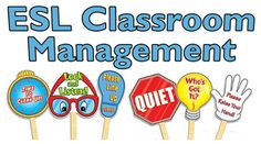 Top Tips for ESL Classroom Management -  On this page, you will find top tips and advice on ESL classroom management. These tried and tested management techniques help to create a positive learning environment for your students and help you to effectively control your classes.