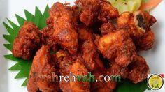 Great Chicken Bezule Mangalorean Street Food  - By VahChef @ VahRehVah.com, ,