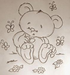 Arte * Vida: Riscos Ursinhos