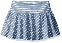 Scout   Ro Girls Stripe Ruffle Scooter Skirt *** More info could be found at the image url. We are a participant in the Amazon Services LLC Associates Program, an affiliate advertising program designed to provide a means for us to earn fees by linking to Amazon.com and affiliated sites.