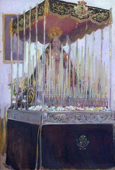 La Virgen del Valle Sevilla - Sorolla