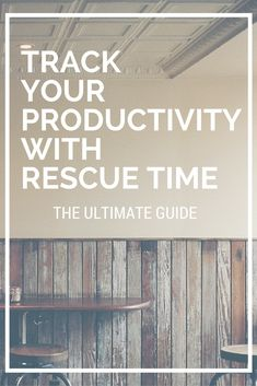 The Ultimate Guide to Track Your Productivity with Rescue Time. Rescue Time is a time management software that let you track the time that you're being productive. It also improves your productivity! Time Management Software, New Year Goals, Blog Planning, How To Stop Procrastinating, Increase Productivity, Learning Quotes, Goals Planner, Achieve Your Goals, Getting Things Done