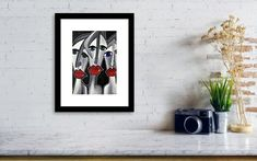Sad Faces Framed Print by Iulia Paun