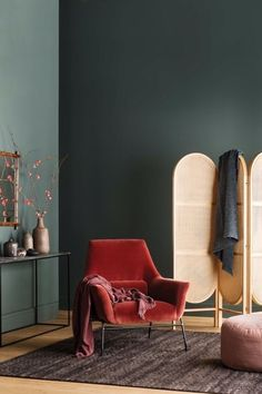 Haymes Paint latest showcases delightful sorbet tones – The Interiors Addict Kitchen – Home Decoration Interior Design Living Room, Living Room Decor, Interior Decorating, Bedroom Decor, Green Interior Design, 60s Bedroom, Mid Century Interior Design, Scandi Bedroom, Interior Wall Colors