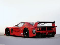 Ferrari F40 LM from our facebook widget www.facebook.com/106st and come join us for some fun