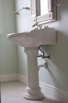 New Post glacier bay bathroom sinks