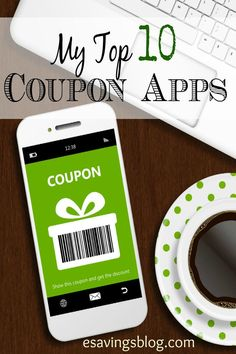 Top 10 Coupon apps to help save money! I have saved a bunch of money using these apps and most only take minutes to save.