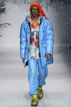 Мужская коллекция Moschino осень зима 2015-2016 | Мужской Журнал Мод