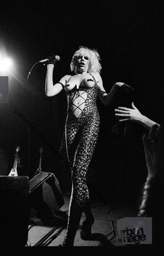 Plasmatics wendy o williams, this is the best time period for the plasmatics to me.