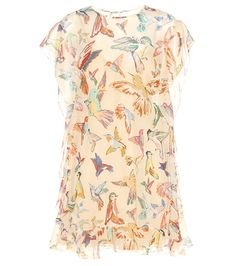 Buy it now. Printed Dress. Multicoloured Printed Dress By Redvalentino , vestidoinformal, casual, camiseta, playeros, informales, túnica, estilocamiseta, camisola, vestidodealgodón, vestidosdealgodón, verano, informal, playa, playero, capa, capas, vestidobabydoll, camisole, túnica, shift, pleat, pleated, drape, t-shape, daisy, foldedshoulder, summer, loosefit, tunictop, swing, day, offtheshoulder, smock, print, printed, tea, babydolldress, dolldress, tunic, polodress, pansybow, sundress, ...