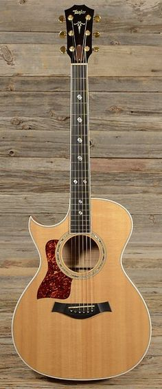 TAYLOR Left-Handed 612CS Natural 1996 (S136)