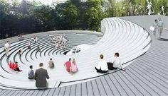 Image result for open amphitheatre architecture