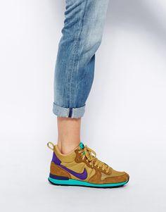 Image 4 - Nike - Internationalist - Baskets mi-hautes - Vert