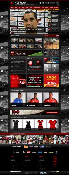 Flamengo Web Design, 1, Sports, Hs Sports, Sport, Website Designs, Exercise, Site Design
