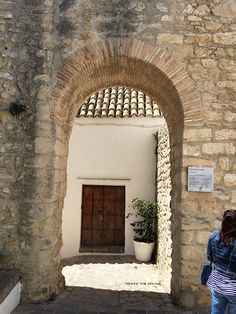 Puertas selladas durante siglos... #Molyvade #viaje #Cadiz #Vejer  http://molyvade.blogspot.com/2016/06/cadiz-ii.html