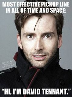 Fables for Fangirls! : Oh TENnant