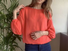 Sheer Papercut Patterns Array Top Paper Cutting, Screen Printing, Style Inspiration, Sewing, Long Sleeve, Sleeves, Pattern, Tops, Women