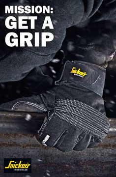 #Getagrip with a pair of high-performance #gloves.