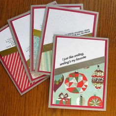 Use code 'TURKEY' for 15% off and Free Shipping! Set of 5 Funny Christmas Cards / Elf Movie Inspired Cards/ Merry Christmas Cards by HotWheelsandGlueGuns