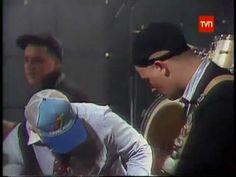 """Aquí Los Fabulosos Cadillacs - Mi Novia Se Cayo En Un Pozo Ciego, banda Ska, Rock, Reggae, álbum """"Yo te avisé!!"""" 1987, segundo álbum de estudio de la agrupación."""