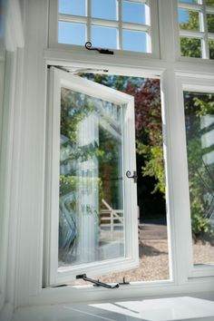 Traditional Flush Sash Timber Windows