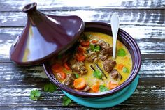 Couscous, Thai Red Curry, Beef, Cooking, Ethnic Recipes, Food, Kitchen Inspiration, Meat, Kitchen