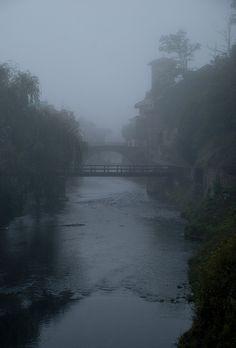 Camino de Santiago - St Jean Pied de Port - River Crossings