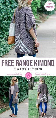 Free Range Kimono Fr