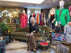 Linda Fargo Bergdorf Goodman—Classic Style | WhoWhatWear