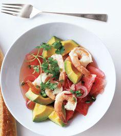 Summer Shrimp Salad | Home Recipes Catalog