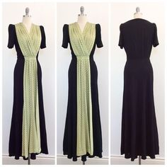 Cheshire Vintage (@cheshirevintage) • Instagram photos and videos Short Sleeve Dresses, Dresses With Sleeves, 40s Fashion, Photo And Video, Vintage, Sleeve Dresses, Gowns With Sleeves