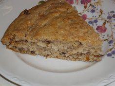 Un plato del día: TORTA DE CHICHARRONES (BOLA DE RIXÓNS)