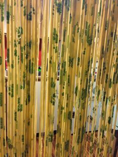 Elrod's: sending love from the west: Herb laminated pasta