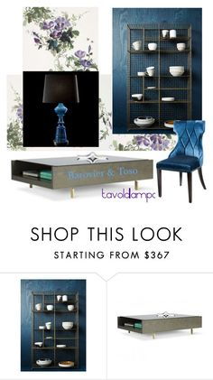 """""""Table Lamp"""" by nicolevalents ❤ liked on Polyvore featuring interior, interiors, interior design, home, home decor and interior decorating"""